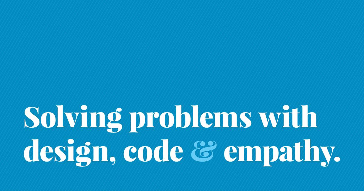 45334716e0f Sean Dellis – Solving problems with design